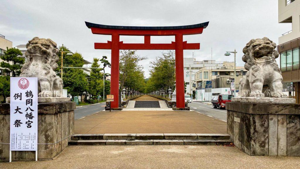 鎌倉の段葛